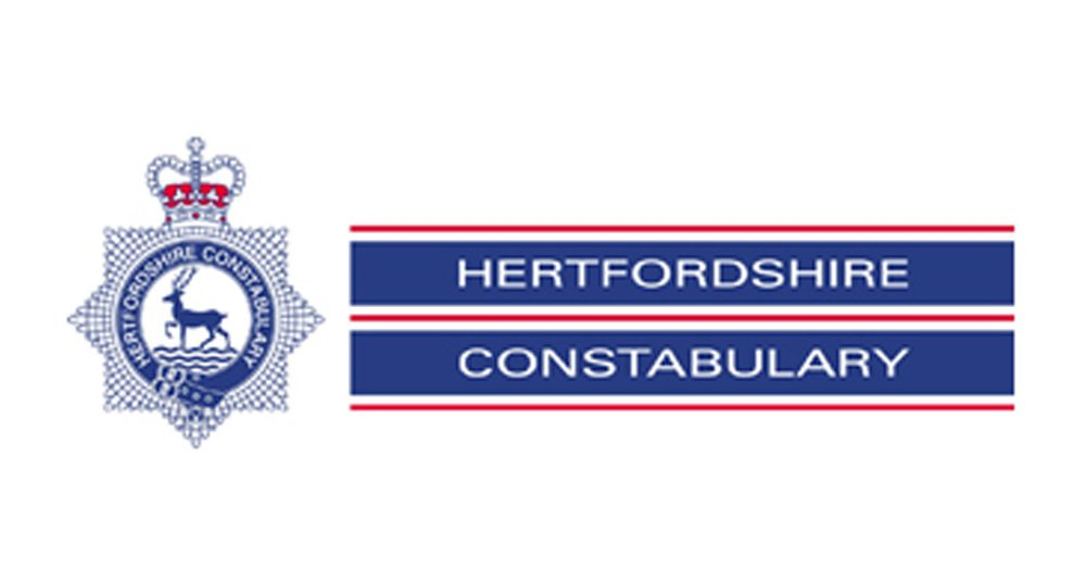 Hertfordshire constabulary blog