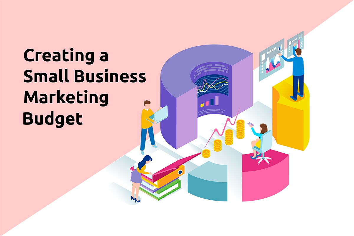 Creating Small business marketing budget